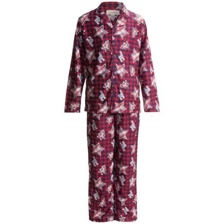 Stan Herman Pajamas - Long Sleeve (For Little and Big Kids)