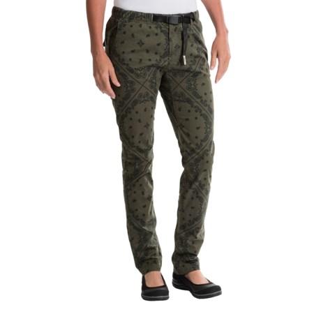Gramicci Tokyo G Skinny Pants (For Women)