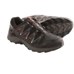 Comfortable running shoe Review of Salomon XA Comp 7