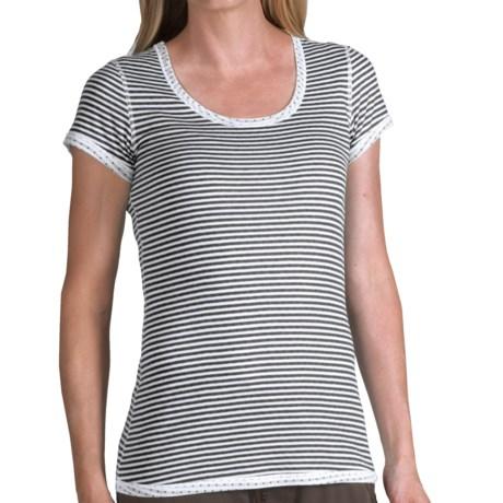 Merrell Finley Reversible Shirt - Short Sleeve (For Women)