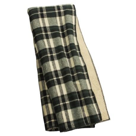 Woolrich Autumn Ridge Throw Blanket - Reversible