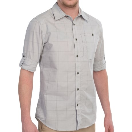 Merrell Sarawan Shirt - Roll-Up Long Sleeve (For Men)