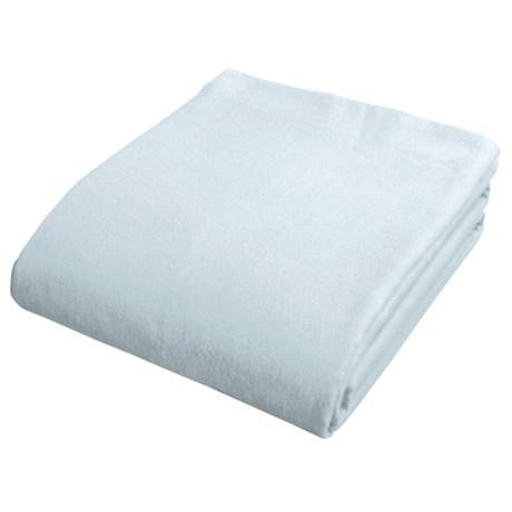 Kimlor Solid Flannel Sheet Set - Full