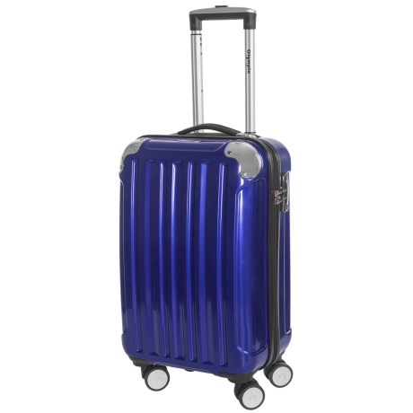 """Olympia Whistler Spinner Carry-On Suitcase - 21"""", Hardside"""