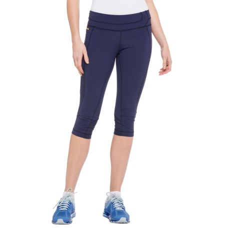 Lole Run Capris - UPF 50+, Mid Rise (For Women)