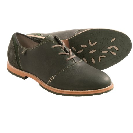 Ahnu Emery Shoes - Leather (For Women)