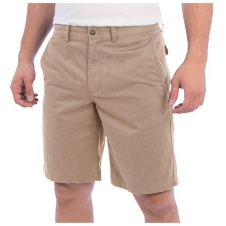 Pendleton Classic Chino Shorts - Cotton Twill (For Men)