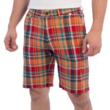Pendleton Madras Plaid Shorts (For Men)