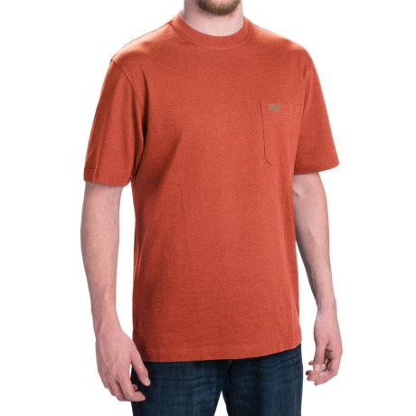 Pendleton Deschutes T-Shirt - Combed Jersey Cotton, Short Sleeve (For Men)