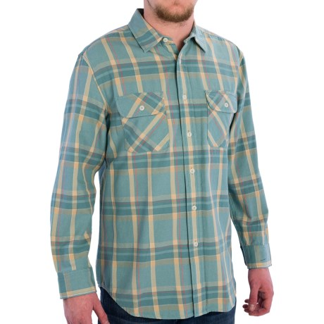 Pendleton Beach Shake Shirt - Button Front, Long Sleeve (For Men)