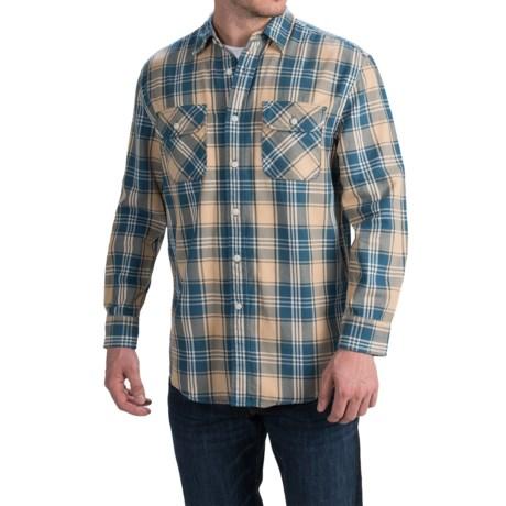 Pendleton Beach Shake Shirt - Button Front, Long Sleeve (For Men)