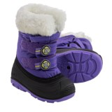 Kamik Snowjoy Pac Boots - Waterproof (For Toddlers)