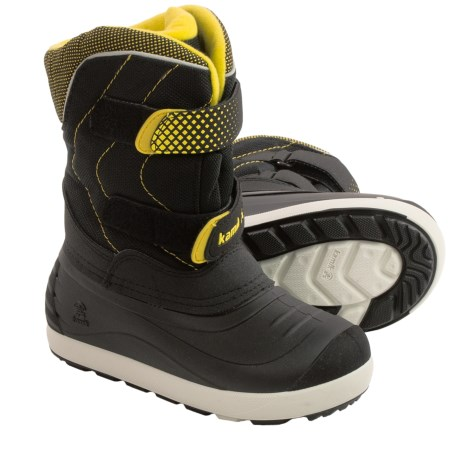 Kamik Snowchase Pac Boots - Waterproof, Insulated (For Youth)