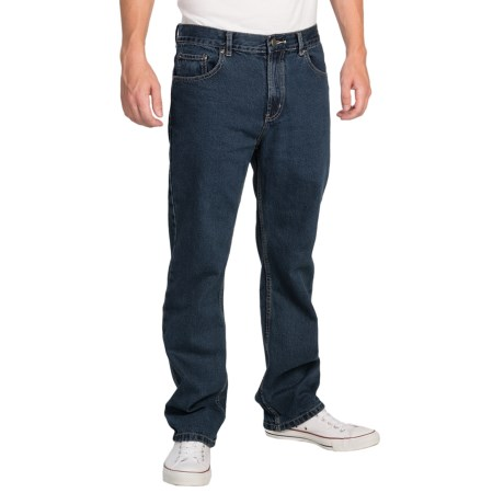 Ocean Breeze Straight Leg Jeans (For Men)