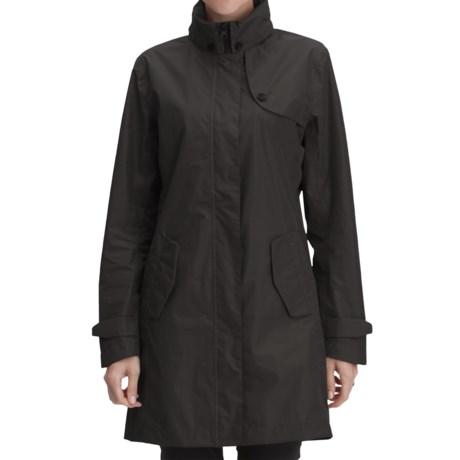 Meister Fera Angel Trench Coat - Waterproof (For Women)