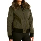 Fera Bomber Jacket- Insulated (For Women)