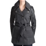 KC Collections Olivia Coat (For Women)