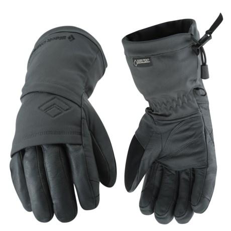 Black Diamond Equipment Float Gore-Tex® XCR® Gloves - Waterproof, Insulated (For Women)