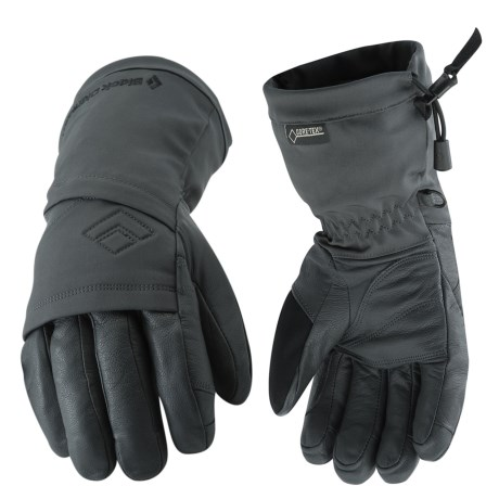 Black Diamond Equipment Float Gore-Tex® XCR® Gloves - Waterproof, Insulated (For Women)