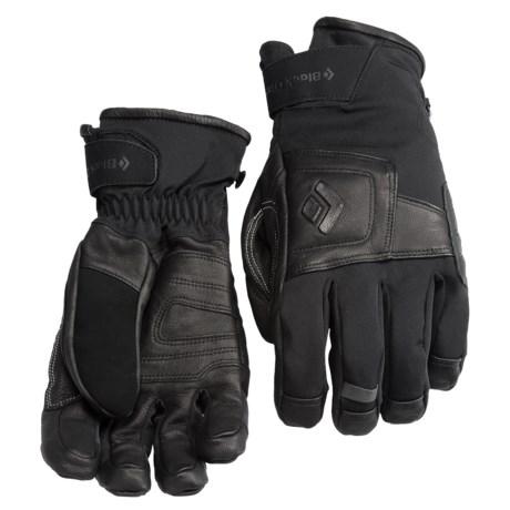 Black Diamond Equipment Sentry Gore-Tex® Ski Gloves - Waterproof, Insulated (For Men)