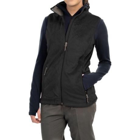 Mountain Hardwear Pyxis Fleece Vest (For Women)