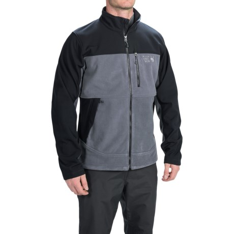 Mountain Hardwear Mountain Tech AirShield Core Fleece Jacket (For Men)