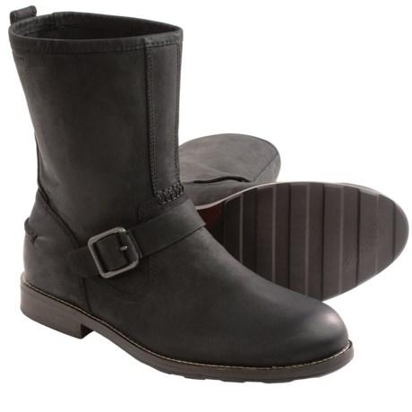Sebago Coburn Harness Boots - Leather (For Men)