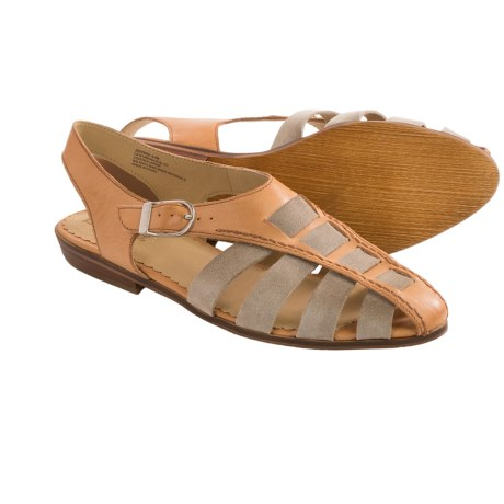 Latigo Jeepers Sandals - Leather (For Women)