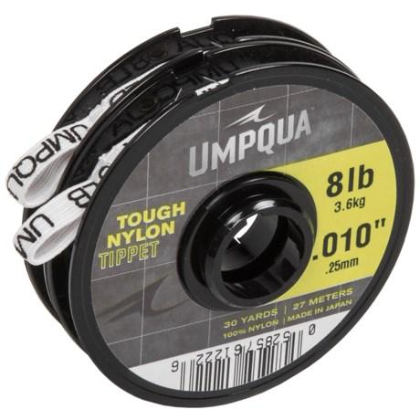 Umpqua Outdoors Tough Nylon Tippet Material - 30 yds.