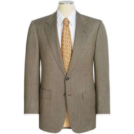 d'Avenza Herringbone Suit - Wool (For Men)
