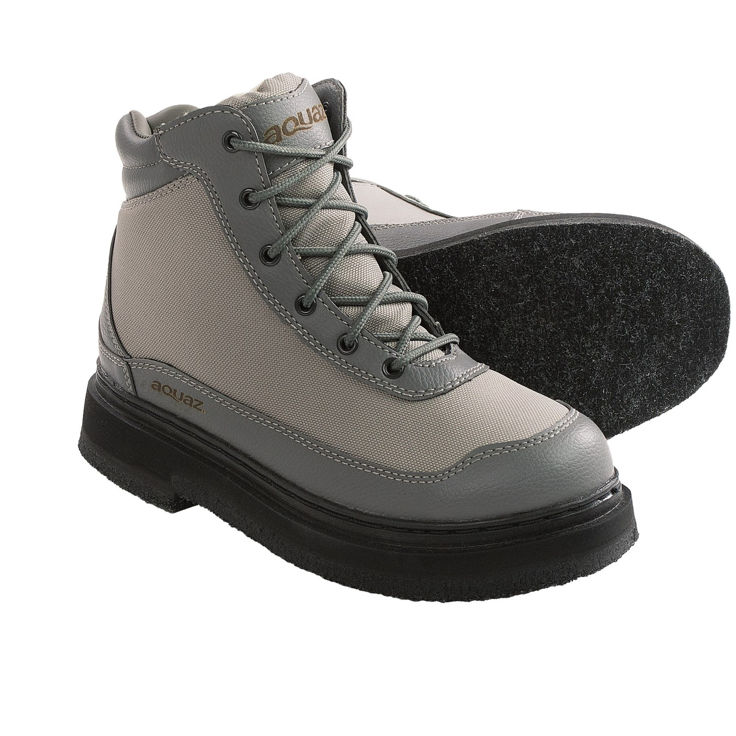 Aquaz rouge wading boots for men and women 9237w save 61 for Womens fishing boots