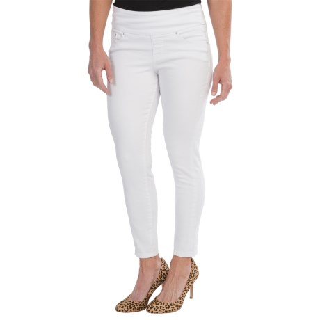 JAG Amelia Pull-On Ankle Jeans - Slim Fit (For Women)