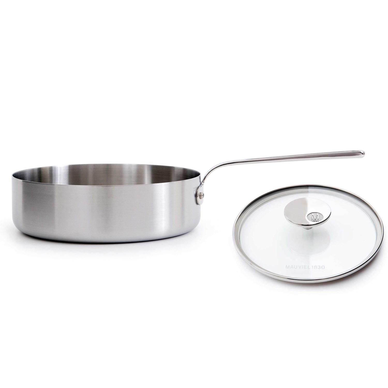 how to clean glass saucepan lids