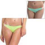 Billabong Eye See You Biarritz Bikini Bottoms - Reversible (For Women)