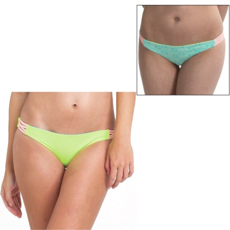 Billabong Eye See You Biarritz Bikini Bottoms - Reversible (For Women)