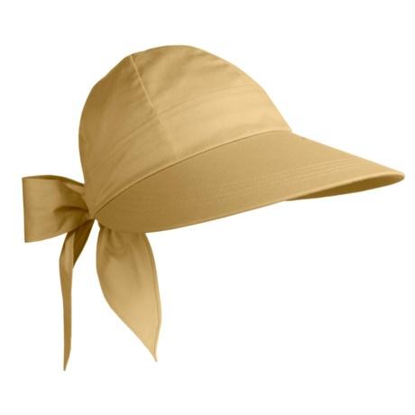 Betmar Fabulous Face Framer Hat - Cotton (For Women)