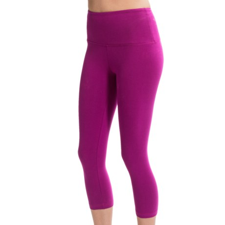 Lysse Tummy Control Capri Leggings (For Women)