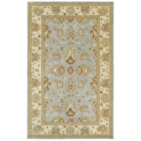 Kaleen Heirloom Collection Accent Rug - 4x6'