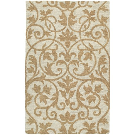 """Kaleen Carriage Collection Wool Area Rug - 5'x7'9"""""""