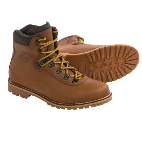 Alico Summit Light Leather Hiking Boots (For Men)