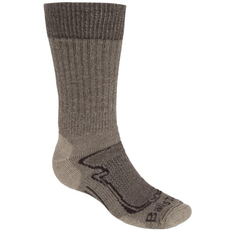 BallstonTrekking Expedition Socks - Merino Wool, Mid Calf (For Men)