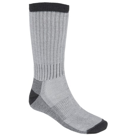 Woolrich Ten Mile Hiking Socks - Merino Wool, Crew (For Men)
