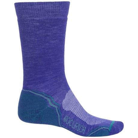 Woolrich Superior Hiking Socks - Merino Wool, Midweight, Crew (For Men)