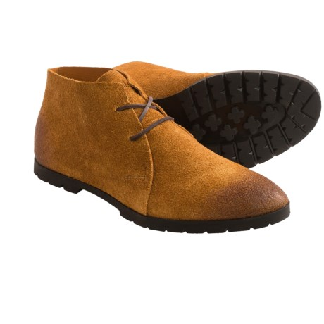 Woolrich Lane Chukka Boots - Water-Resistant Suede (For Men)