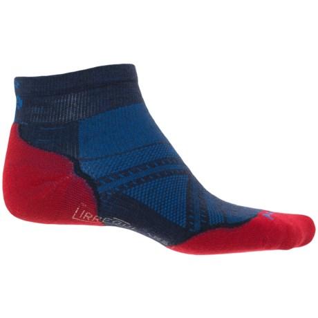 SmartWool PhD V2 Run Light Socks - Merino Wool, Ankle (For Men and Women)