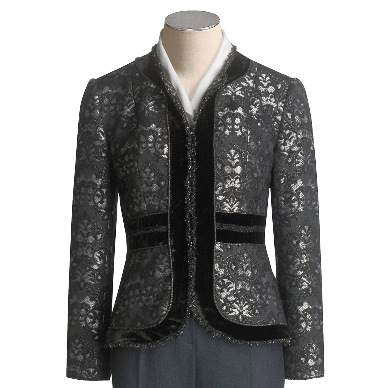 Velvet Jacket For Women