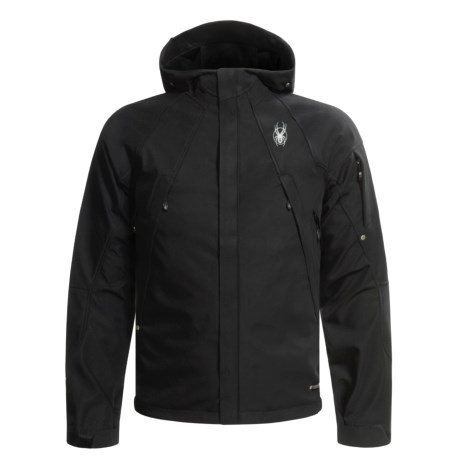 Spyder Vertex Jacket - Waterproof Soft Shell (For Men)