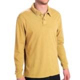 True Grit Rope Braid Polo Shirt - Long Sleeve (For Men)