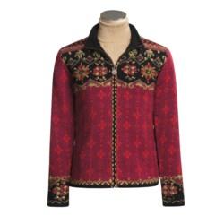 Icelandic Design Vanya Saga Sweater - Wool (For Women)