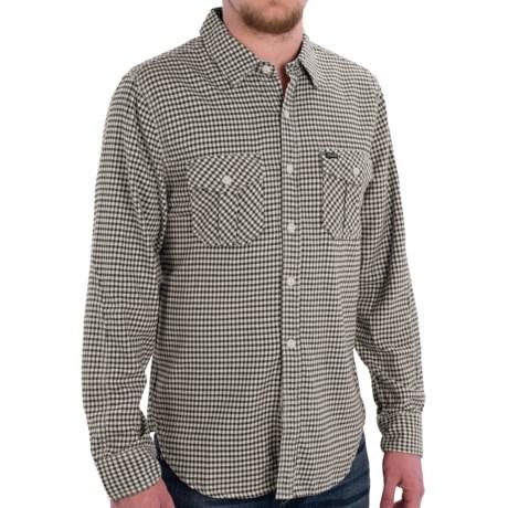True Grit Flannel Shirt - Long Sleeve (For Men)